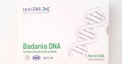 Badanie DNA w kierunku celiakii