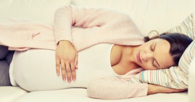 dolegliwości ciążowe