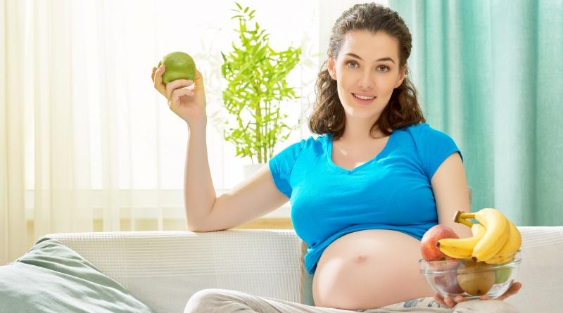 dobre samopoczucie w czasie ciąży