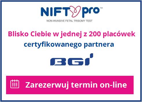 test prenatalny NIFTY pro